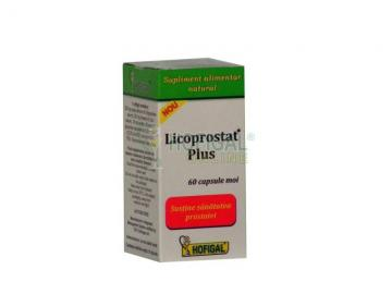 Licoprostat Plus 60 caps. moi